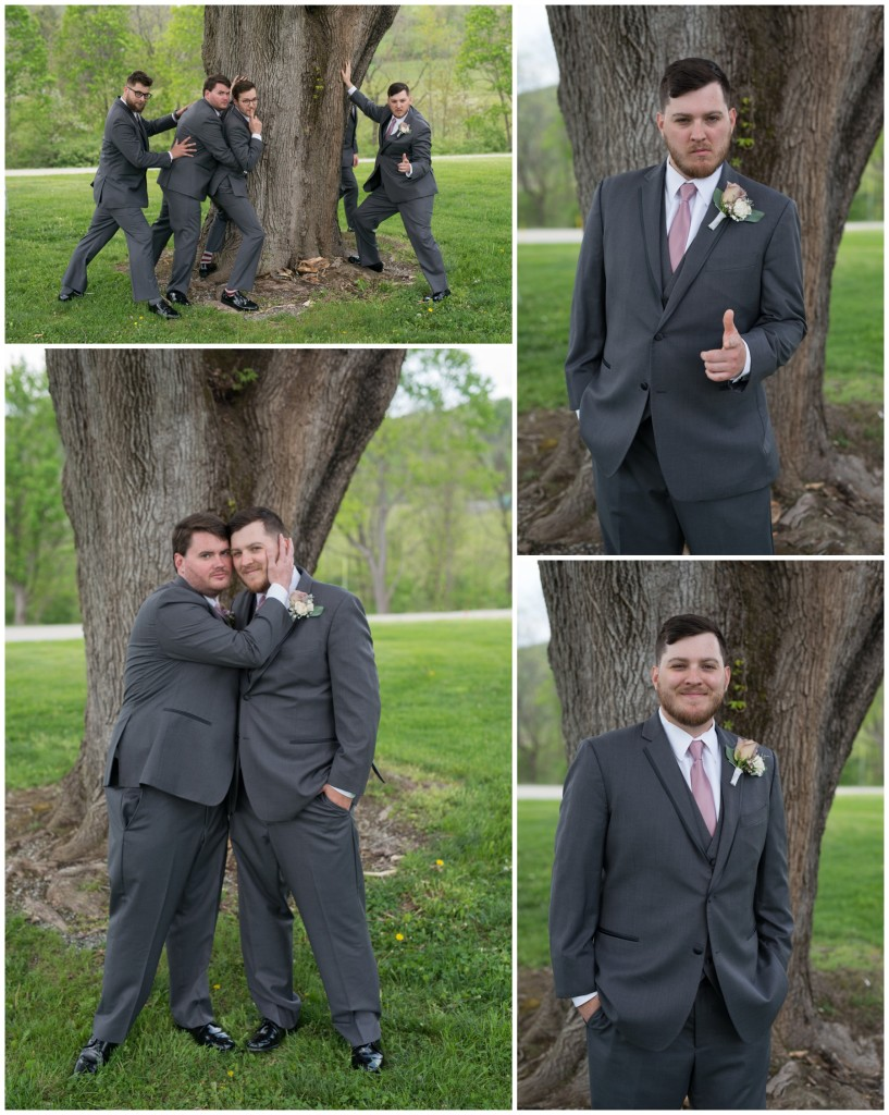 groom, groomsman, thumbs up,