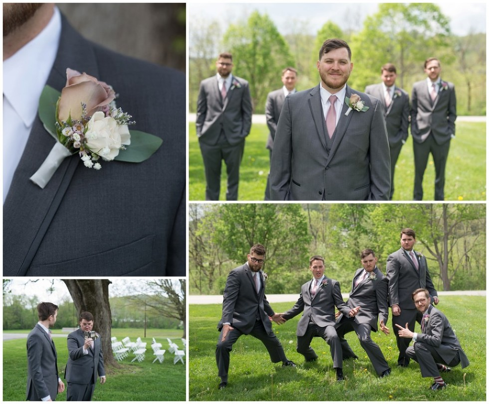 wedding party, best man speech, boutonniere,
