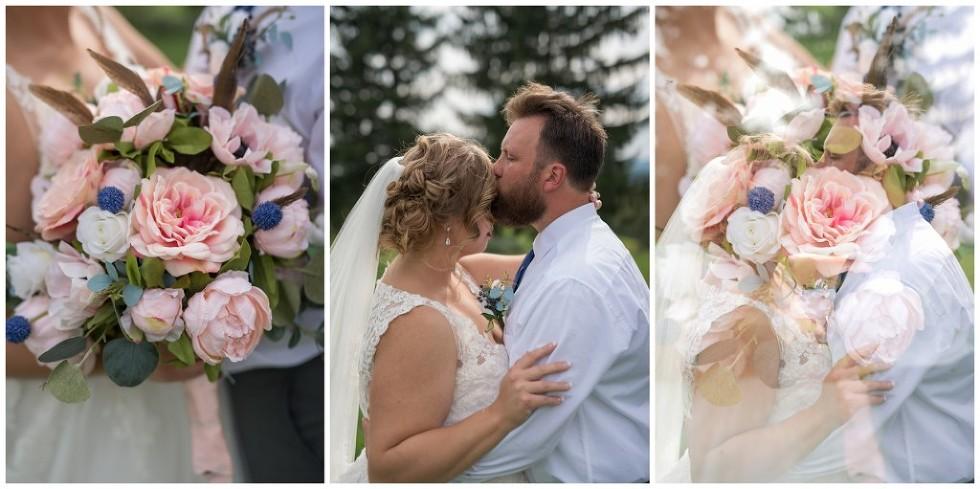bride  groom clearidge event